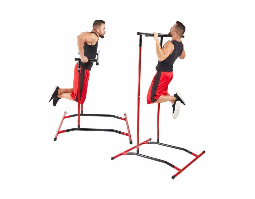 Pull Up Bar Free Standing Dip Station