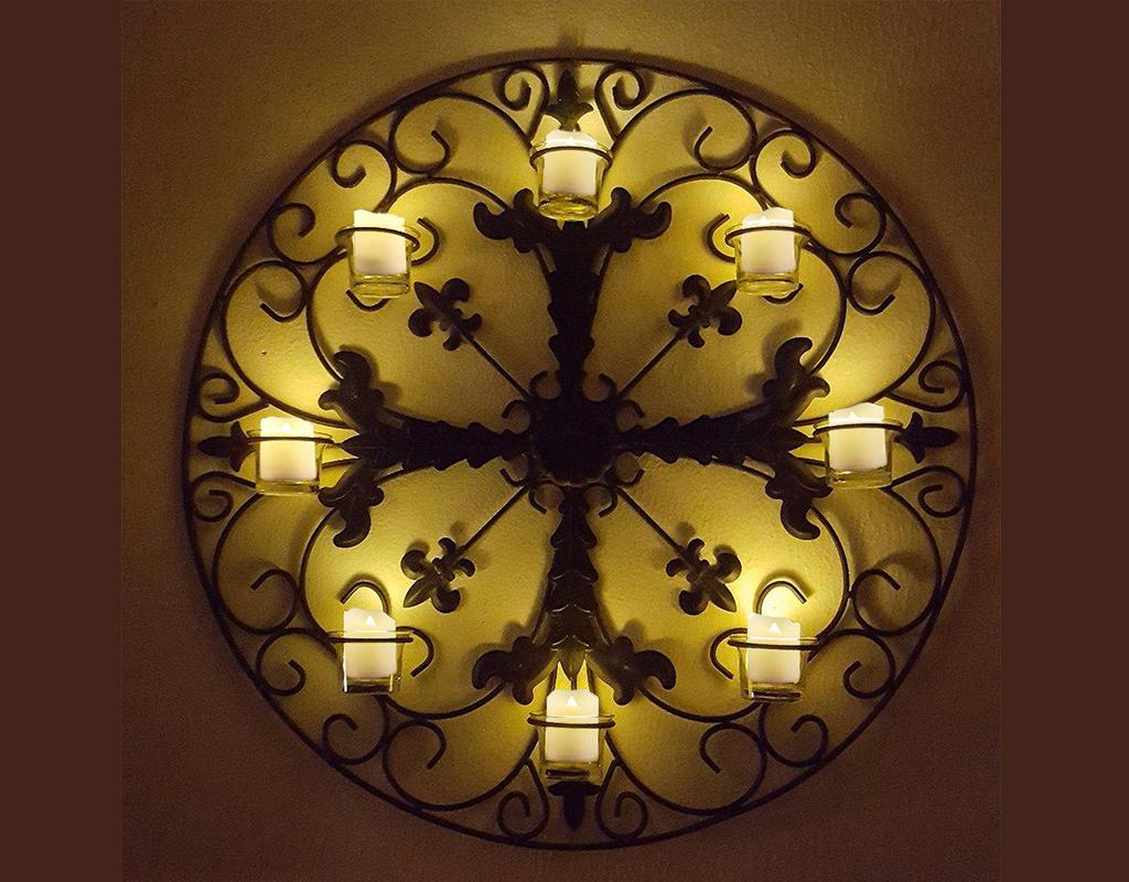 Votive LED Flickering Tea light