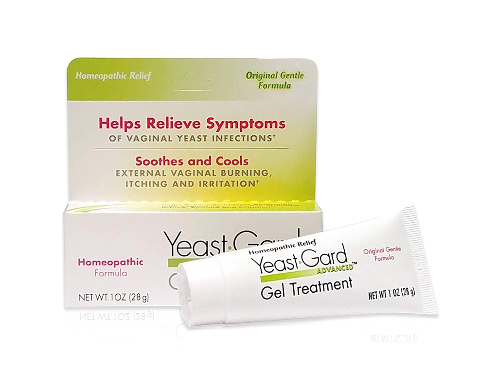 Advanced Homeopathic Gel Treatment, best yeast infection treatments over the counter