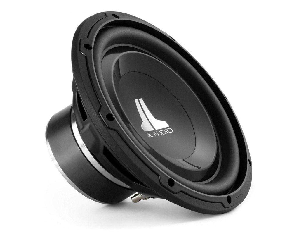 JL Audio 10 inch Single 4-Ohm W1v3 Series Subwoofer