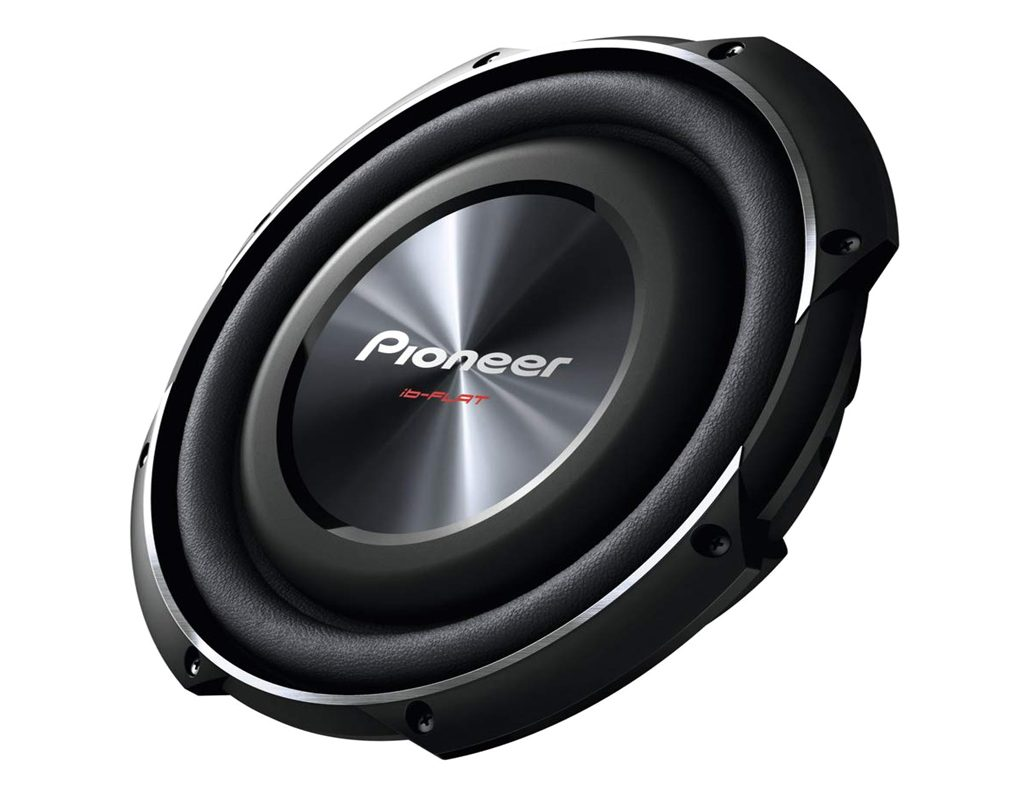 Pioneer TS-SW2502S4 10-inch Shallow Mount Subwoofer