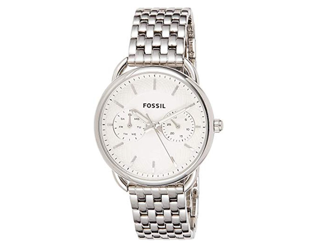 Fossil Women's ES3712 Silver Tone Stainless