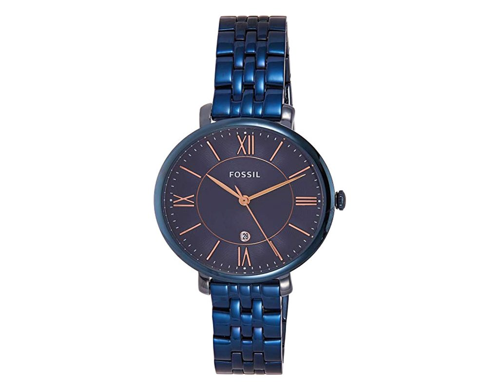 Fossil Women's Quartz Stainless Casual