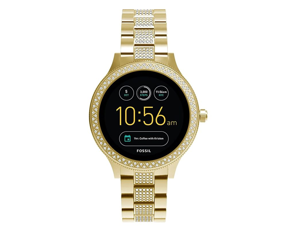 Fossil Women's Venture Stainless Smartwatch