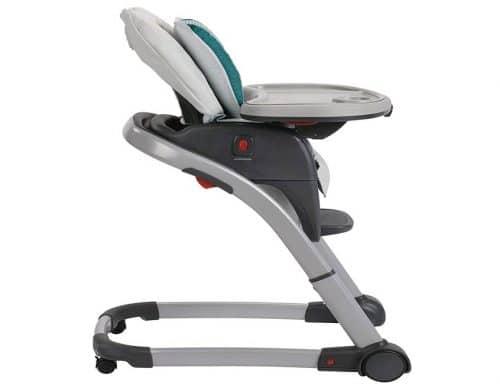 Graco Blossom Convertible High Chair Sapphire