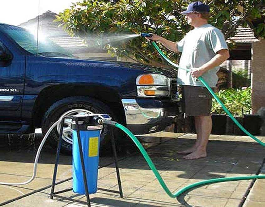 CR Spotless DI-120 Simplest RV & Car Wash System