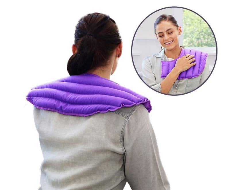 Heat Pads for the Neck and Shoulder Plus