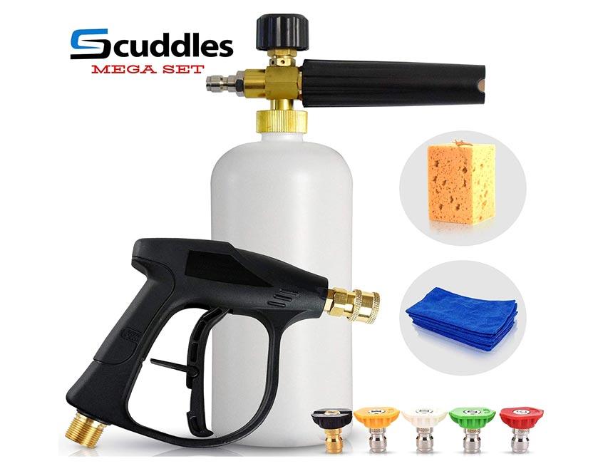 Scuddles , Foam Cannon , Foam Lance , Pressure Washerer