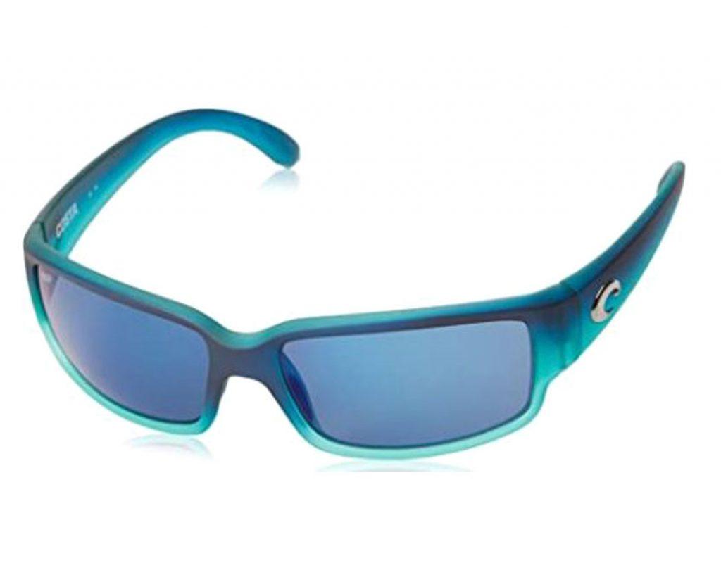Costa Del Mar Men's Caballito Rectangular Sunglasses