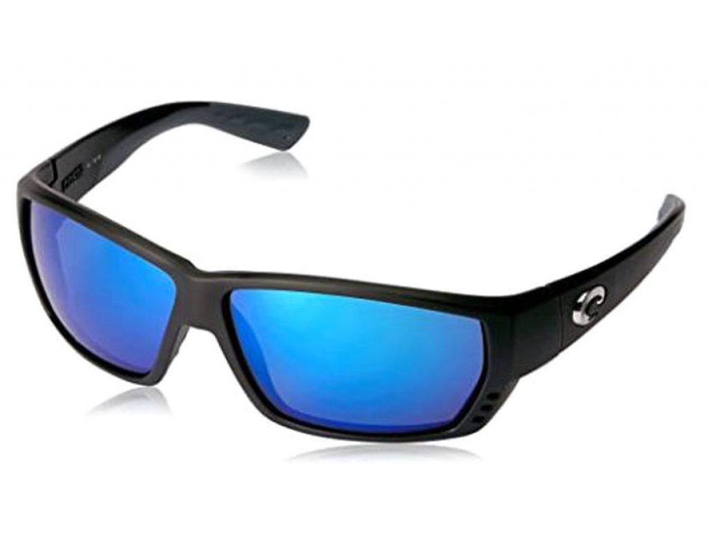 Costa Del Mar Men's Tuna Alley Rectangular Sunglasses