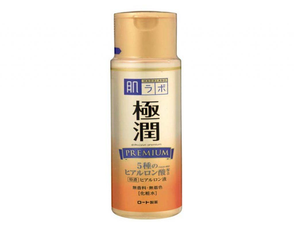 Gokujun Premium Hyaluronic Solution, Best Hyaluronic acid serum and lotion