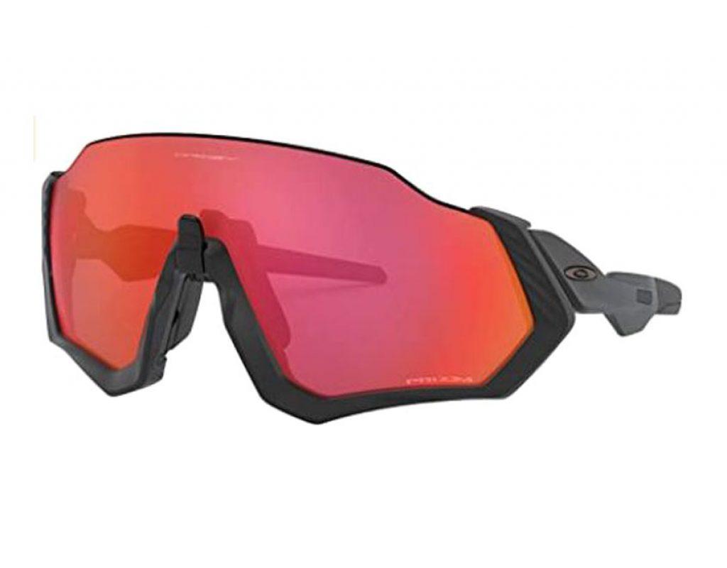 Oakley Flight Jacket Shield Sunglasses Matte