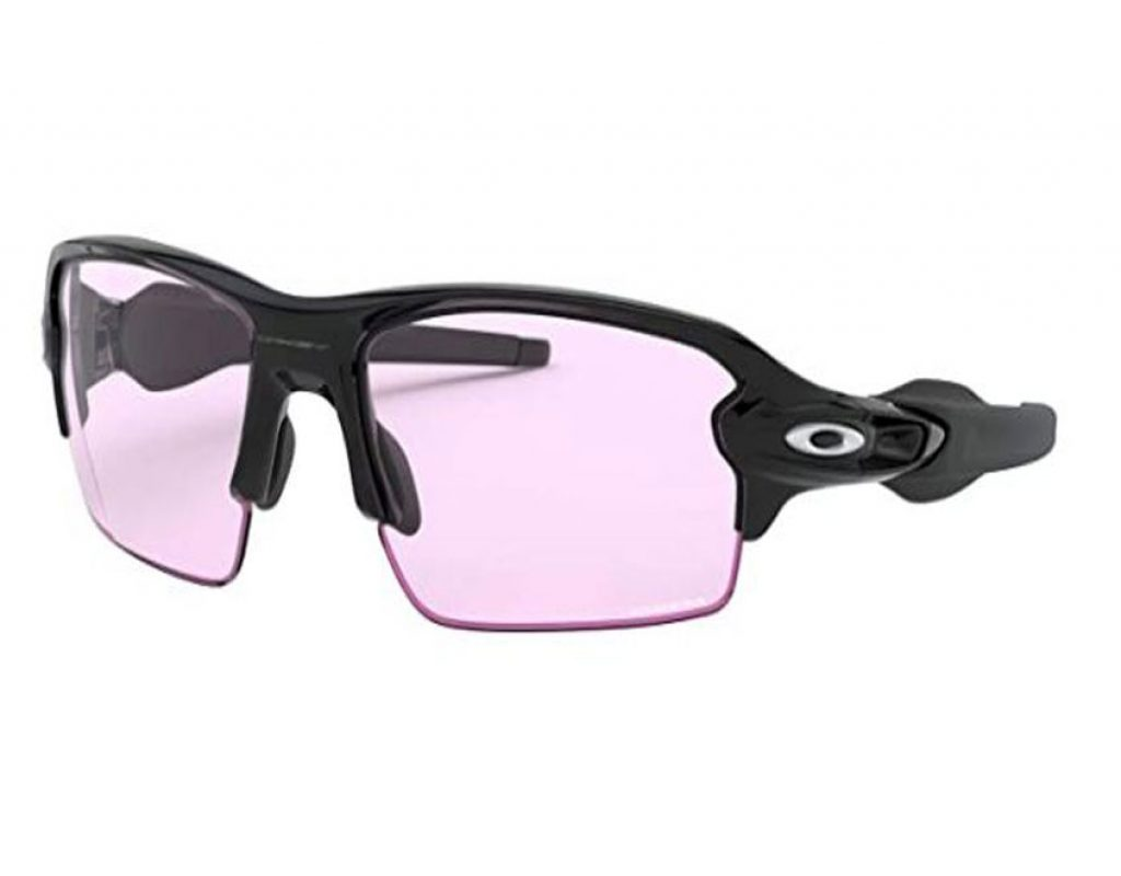 Oakley Non Polarized Iridium Rectangular Sunglasses