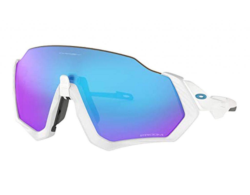 Oakley Polarized Iridium Rectangular Sunglasses