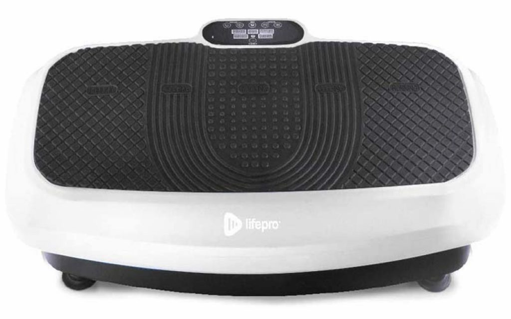 LifePro Turbo 3D Vibration Plate Exercise Machine