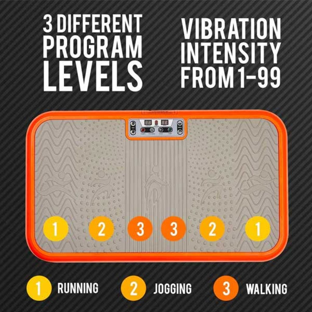 best vibration platform machine