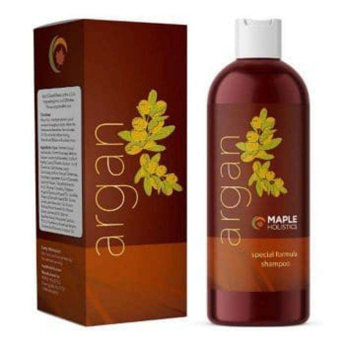 Best Argan Oil Shampoos For Hair Loss