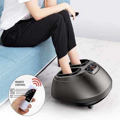Customization of foot massager