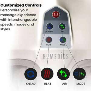 HoMedics Shiatsu Air 2.0 Foot Massager