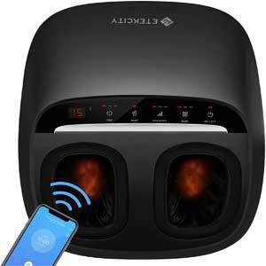 Etekcity Foot Massager Machine with Heat