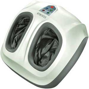 HoMedics Shiatsu Air 2.0 Foot Massager with Heat