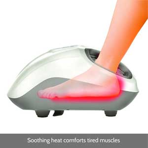 What is a Shiatsu foot massager?