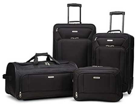 American Tourister Fieldbrook 4-piece Luggage Set