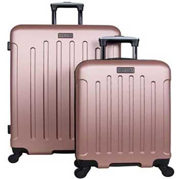Heritage Travelware 4-Wheel Spinner Luggage Sets