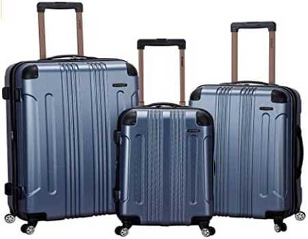 Rockland London Hardside Spinner Wheel Luggage