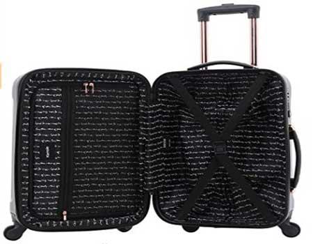 kensie Spinner Luggage Set