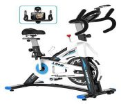 L NOW Indoor Cycling Stationary Bike