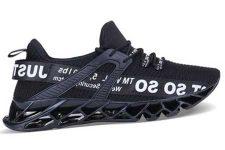 UMYOGO Men's Athletic Walking Blade Running Tennis Shoes