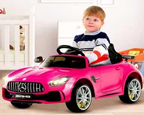Uenjoy Electric Kids car