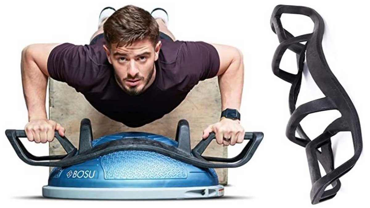 Helm balance trainer