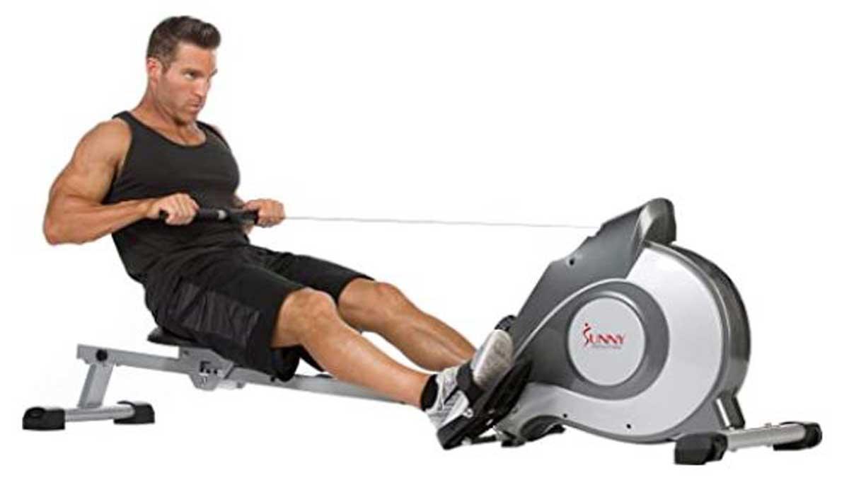 Rower rowing machine