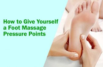 How to Give Yourself a Foot Massage Pressure Points
