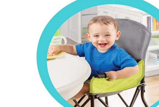 Best Portable High Chair For Baby
