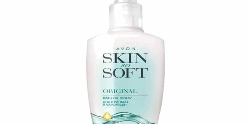Avon Skin so Soft Original Bath Oil Best Mosquito Repellent