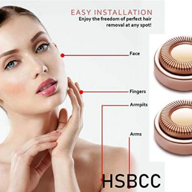Finishing Touch Hair Remover Replacement Heads