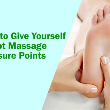 How to Give Yourself a Foot Massage Pressure Points in 2021