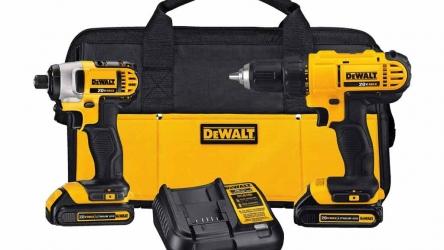 Dewalt Impact Driver and Drill