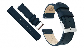 Barton Quick Release Mens leather watch Bands