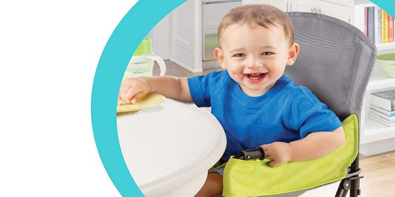 Best Portable High Chair For Baby To Take With You On Vacation in 2021