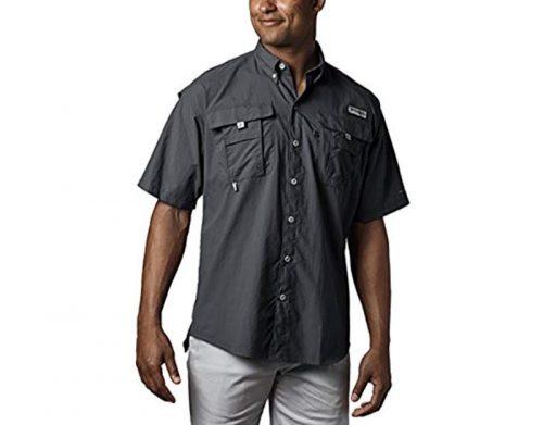 "New Mens Columbia PFG /""Bahama II/"" Omni-Shade Vented Long Sleeve Fishing Shirt"