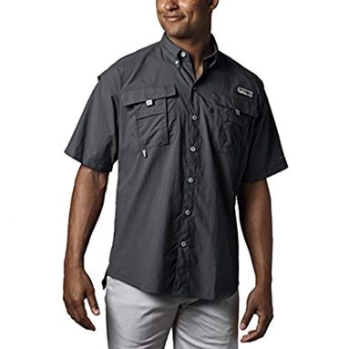 Columbia Men's PFG Bahama ii Short Sleeve Breathable Fishing Shirt Review