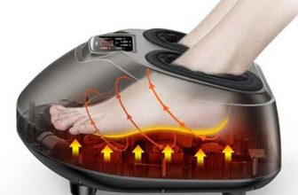Top 6 Best Shiatsu Foot Massager Machine with Heat: Reviews and Guide