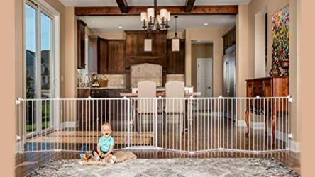 Baby Gate Play Yard Review