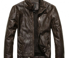 Men's Leather Motorcycle Jackets