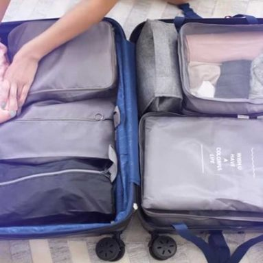 How to Pack a Suitcase Efficiently (2021)